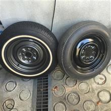 スカイラインワゴントヨタ用 鉄チンの単体画像