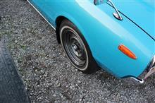 スカイラインワゴントヨタ用 鉄チンの全体画像