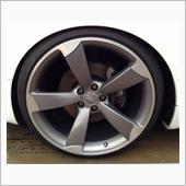 Audi純正(アウディ) RS5用オプション5アームローター20インチ×9J+26 & TOYOタイヤ225/35-20