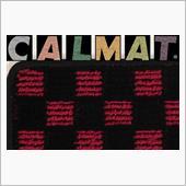 CALMAT(キャルマット) セリカ 後期 ZZT230/ZZT231 フロアマット チェック レッド