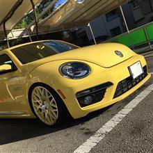 ザ・ビートル (ハッチバック)VW  / フォルクスワーゲン純正 VW純正 R–Line フロントバンパーの全体画像