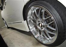 エルグランドBBS RS-GTの単体画像