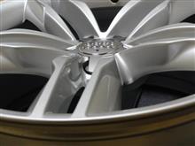 A7 スポーツバックAudi純正 S5ホイール(スタッドレスタイヤ用)の全体画像