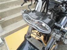 RGV250Γキジマ ウェーブタイプヘッドライトの単体画像