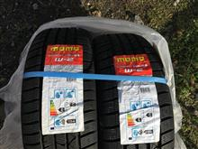 momo NORTH POLE W-2 205/50R17