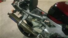 CBR400RR-Lテクニカルスポーツ 名称不明フルエキの単体画像