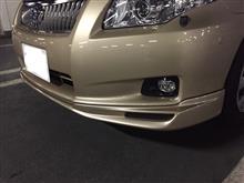 カローラアクシオトヨタ(純正) フロントスポイラーの単体画像