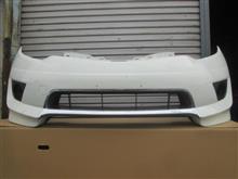 ムラーノ日産(純正)オプション フロントエアロバンパーの全体画像