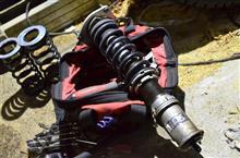 クルーMASA motor sports 車高調の単体画像