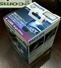 エスカルゴPHILIPS X-treme Ultinon LED H4 LED Headlightの単体画像
