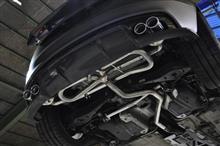 TT クーペAS Sport AS Sport ループエキゾーストシステムの全体画像