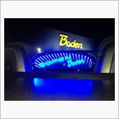 Baden(バーデン) ディフレクター(ブラックホールイルミネーション仕様)