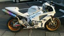VTR1000SP-2 EU MODELMORIWAKI SP-2 ZERO TD UP WT S/Oの全体画像