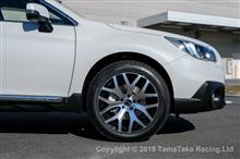 レガシィ アウトバックRAYS WALTZ FORGED S7 Comfort modelの単体画像