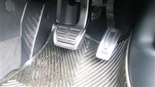 Audi純正(アウディ) アクセルペダルカバー