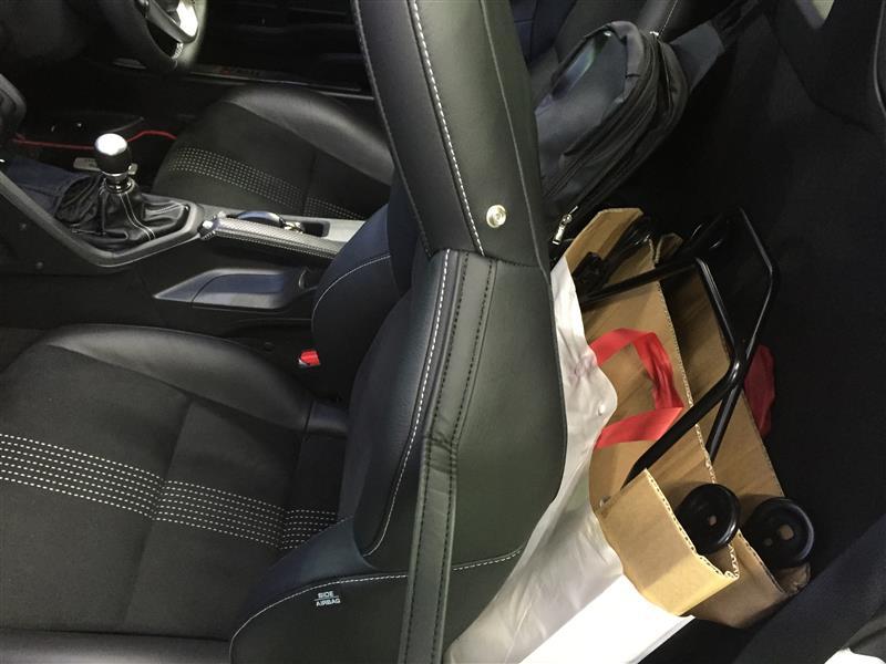 ローポジションシートレール 運転席側 S660 COM SPIDER S660 JW5