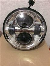 ストリートグライド 1800 CVOハーレーダビッドソン(純正) LEDヘッドライトの単体画像