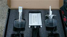 レーシングキング 180FiREIZ(ライツ) LEDヘッドライトの単体画像
