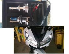 ER-6fSphere Light H7 LEDヘッドランプの単体画像