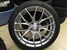 カローラフィールダーハイブリッドBREYTON RACE GTS-R Lightの単体画像