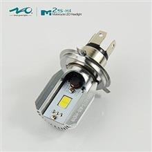 CB125Tメーカー・ブランド不明 バイク用LEDヘッドライト Hi/Lo切り替えタイプ ホワイト 12W 800Lmの単体画像