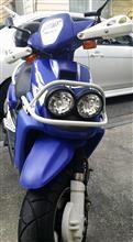 BW'S100ビータス キラキラヘッドライトの単体画像
