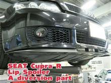 A4 (セダン)SEAT Cupra R SEAT Cupra R Lip Spoilerの単体画像