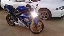 YZF-R125PIAA XTREME FORCE 4700K H7の単体画像