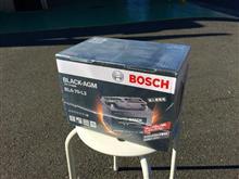 BLACK-AGM BLA-70-L3 70Ah ボッシュ 欧州車用 AGM BOSCH バッテリー