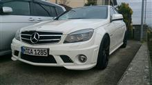 AMG C63 Perfomance PackageH&R Premium Performance Coil Oversの全体画像