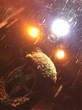 ビーノ不明 LED ヘッドライト H4 Hi/Lo V16 ターボ LEDの全体画像