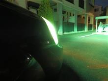 オプトラ ワゴン不明 HID バルブ グリーンの単体画像