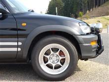 RAV4 LENKEI Racing Sの単体画像