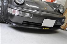 911 (クーペ)メーカー・ブランド不明 964ターボ フロントリップスポイラーの単体画像