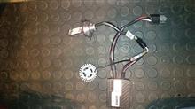 NSR250R SPメーカー・ブランド不明 LEDヘッドランプバルブの単体画像