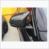 BMW M PERFORMANCE カーボン ミラー カバー