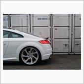 balance it Audi TTS/TT (8S) Trunk spoiler