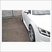 balance it Audi TTS/TT S-line(8S) Side skirts
