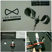 アドレスV125Sサインハウス LED RIBBON XHP7015W LEDヘッドライトKIT PH11型 AddressV125S用の単体画像
