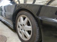 ミラージュセダン三菱自動車(純正) 純正アルミホイールの単体画像