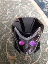 KDX125アチェルビス風 LED visionタイプの単体画像