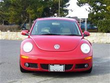 ニュービートル (ハッチバック)VW  / フォルクスワーゲン純正 フロントバンパースムージングの単体画像