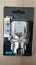 Dio 110 (ディオ110)e-auto fun LEDヘッドライト H4 ホワイト800LMの単体画像