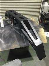 ランドクルーザー70K製作所 自作バンパー2の単体画像