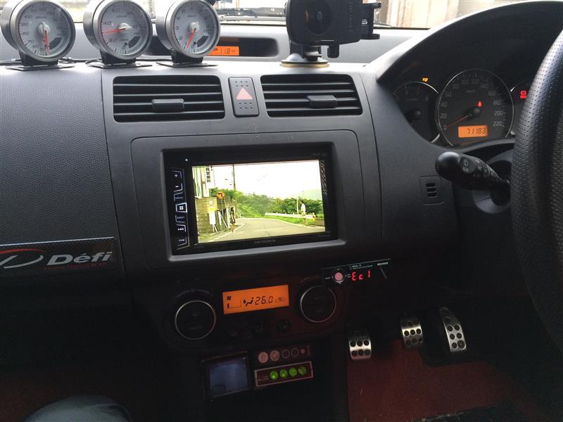 PIONEER / carrozzeria carrozzeria FH-6100DTV