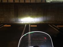 XL1200X フォーティーエイトe-auto fun バイク用LEDヘッドライト ホワイト H4 HS1 12V40W DC専用 2000Lm×2SMDM440W2LEDH4Wの全体画像