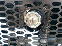 アバルト・500 (ハッチバック)純正? Grille with Fog light holesの全体画像