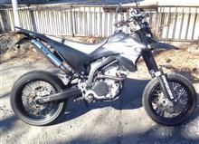 WR250XY'zR&D Motorcycles  サイレンサーの全体画像