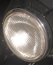 スーパーカブ50(AA04型)カワサキ バリオス1型ヘッドライトレンズの単体画像