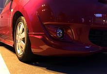 ミラージュ三菱自動車(純正) フロントコーナーエクステンションの単体画像